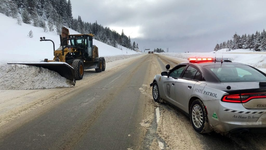 LIST: Roads closed due to dangerous driving conditions across Colorado