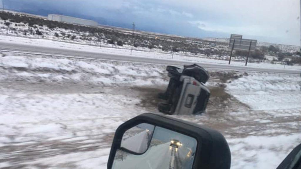I-25 crash