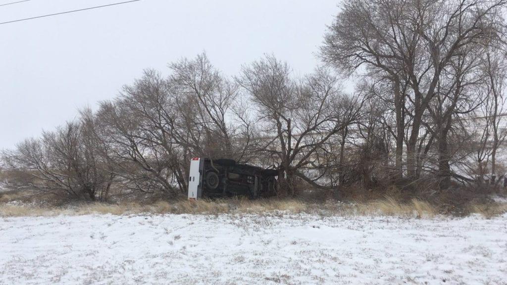 Otero County crash