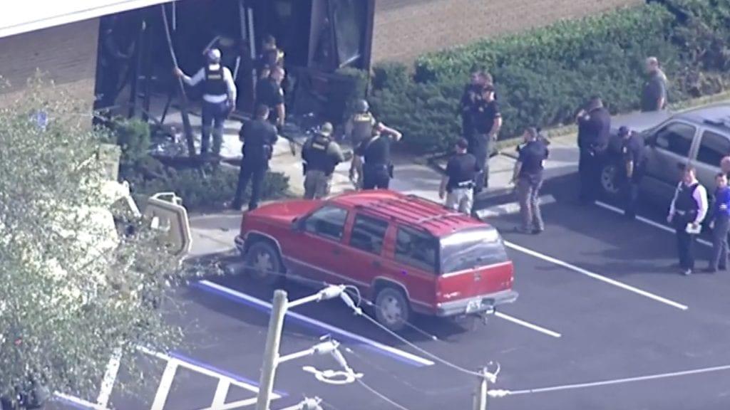 Florida bank shooting