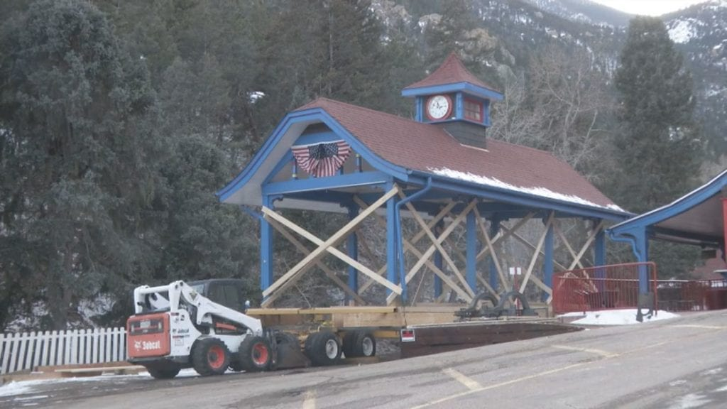 Renovations have begun on the Cog Railway in Manitou Springs. The local staple should reopen in 2021.