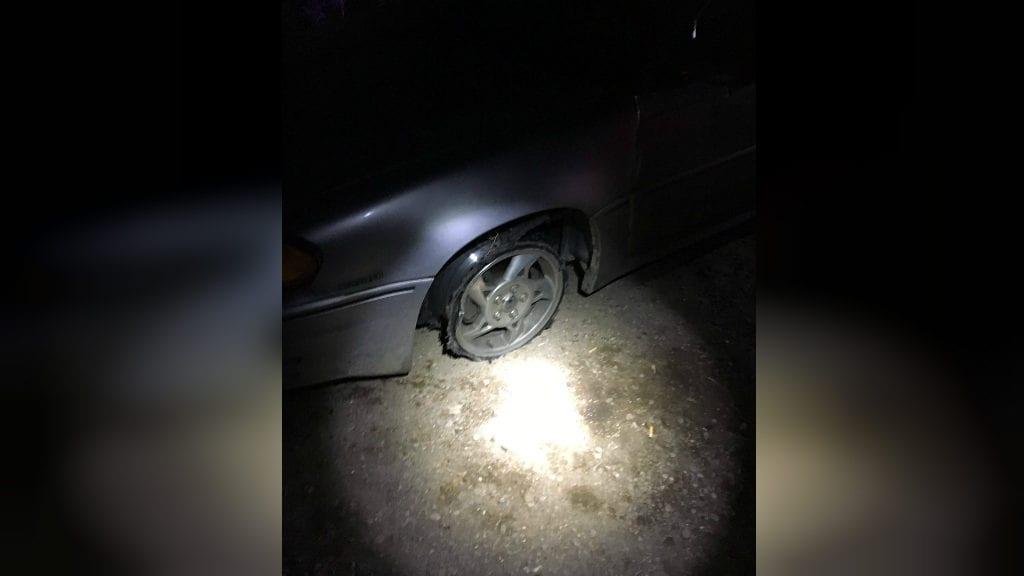 Pueblo car arrest