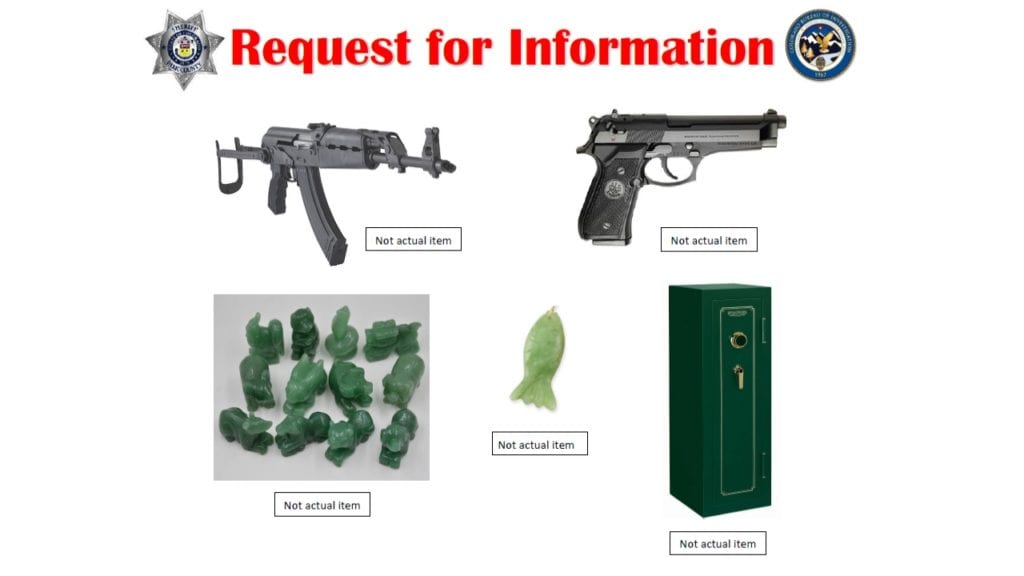 Maggie Long Weapons Property
