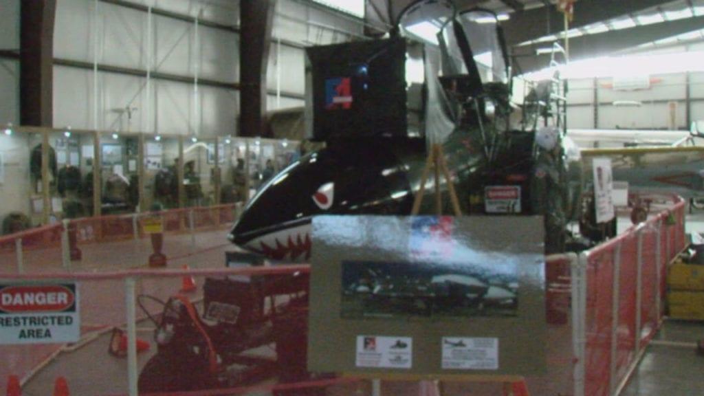 Pueblo-F-4-Flight-Simulator