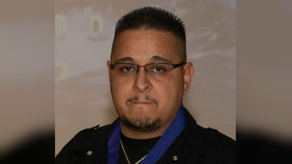 Deputy Dionicio Franklin