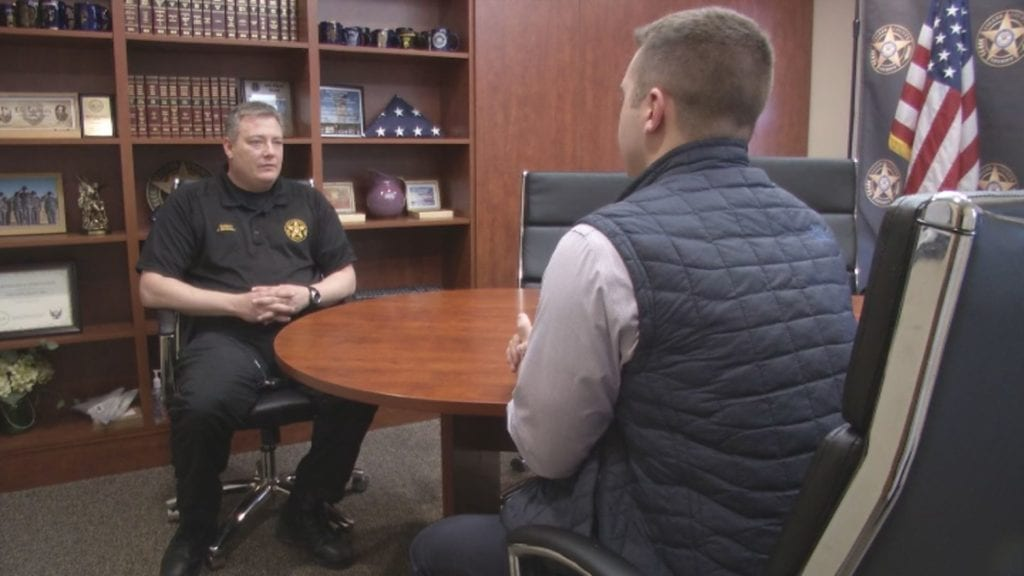 Teller County Sheriff Jason Mikesell sits down with News 5's Sam Kraemer to explain the agreement his office reached with U.S. Immigration and Customs Enforcement.