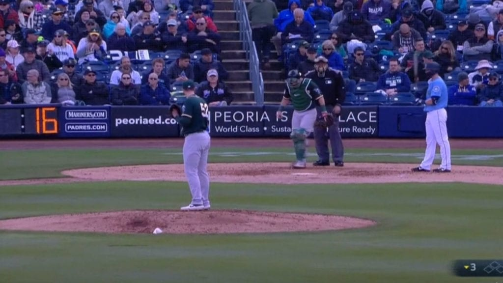 MLB Pitch Clock