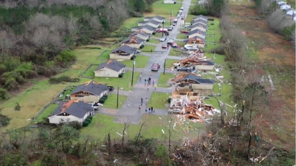 AL tornado