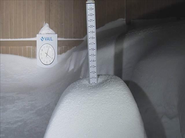 Vail Snow Stake