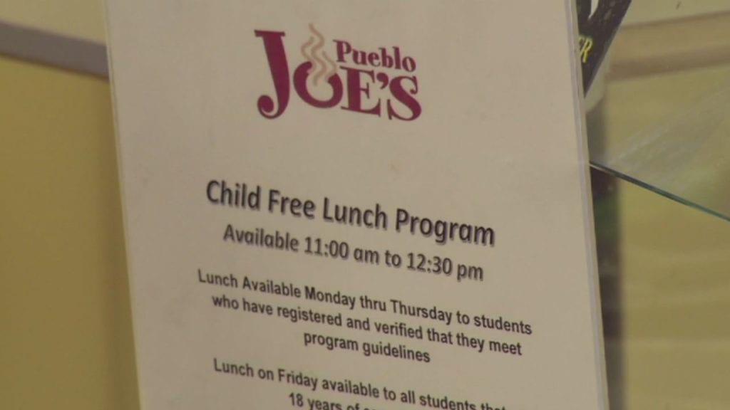 PCC Free Lunches
