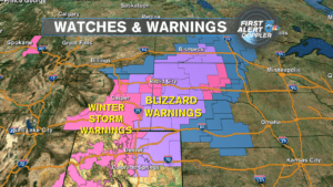 Blizzard Warnings