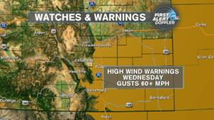 High Wind Warnings
