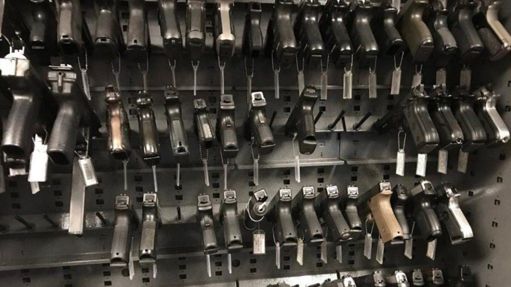 Pistols at CSPD