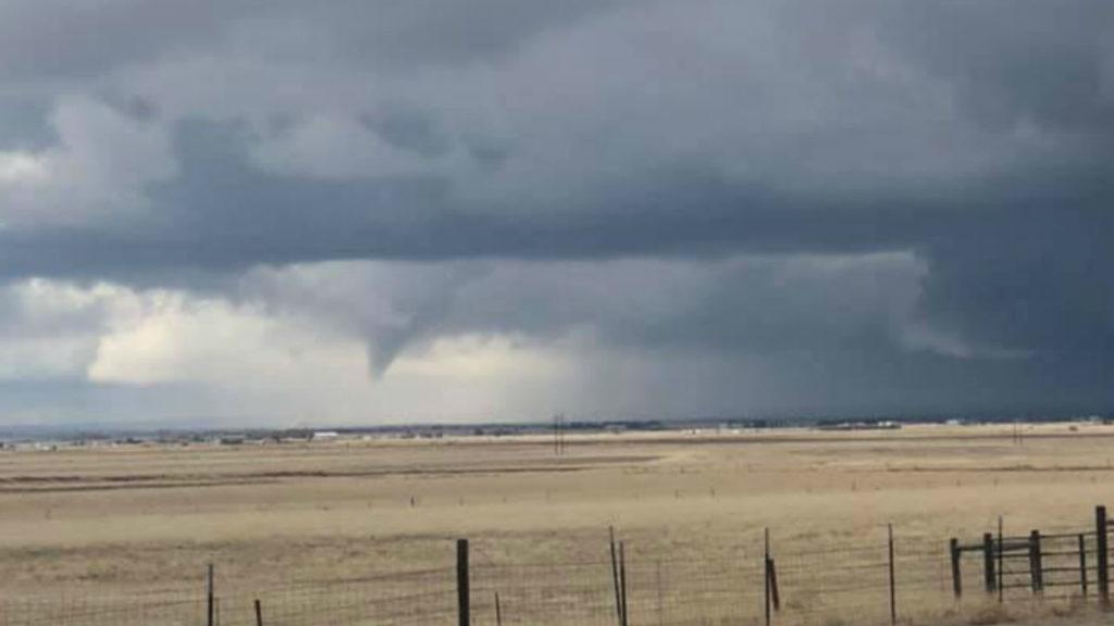 El Paso County Tornado