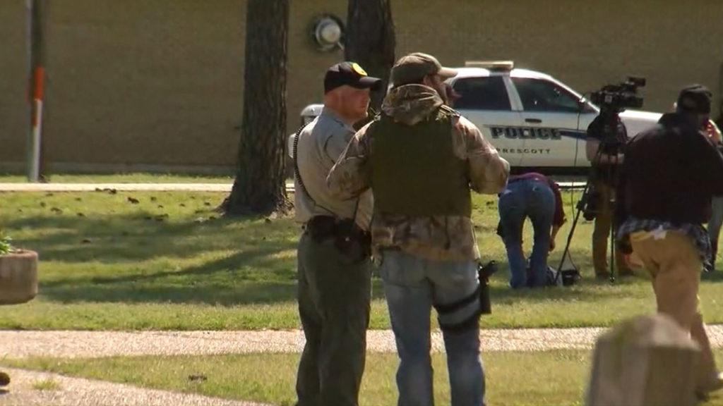 Arkansas school shooting