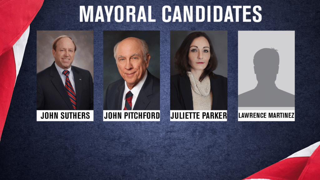 Colorado Springs Mayoral Candidates