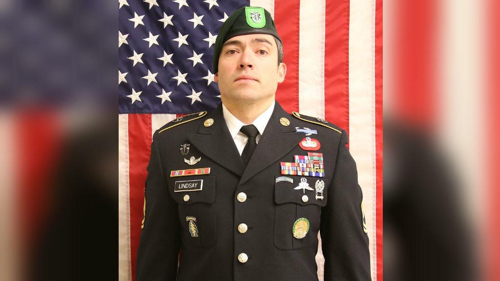Sgt. 1st Class Will D. Lindsay