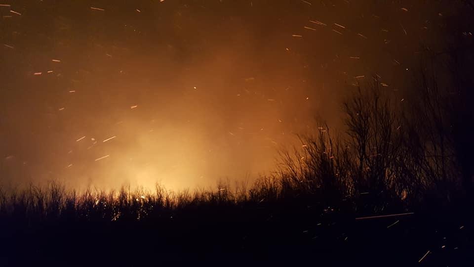 Las Animas wildfire
