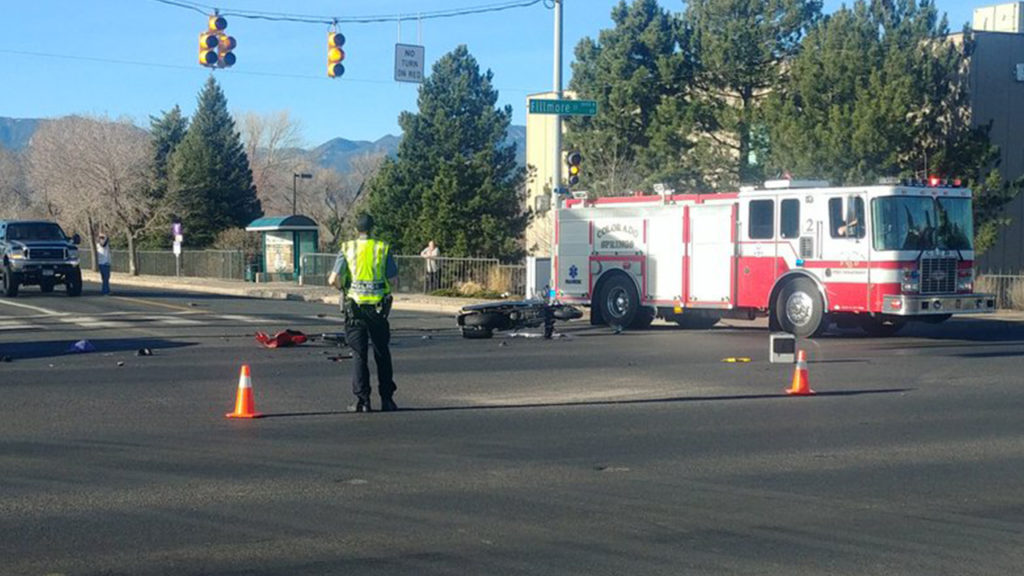 Fillmore Street crash