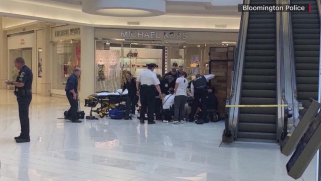 Mall of America attack