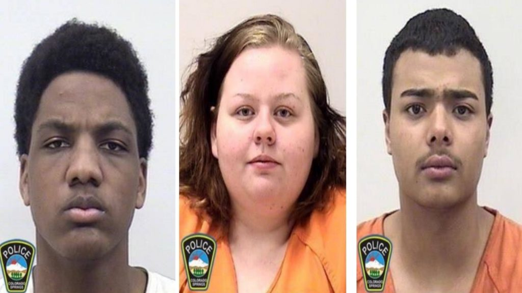 Robbery Arrests April 2019