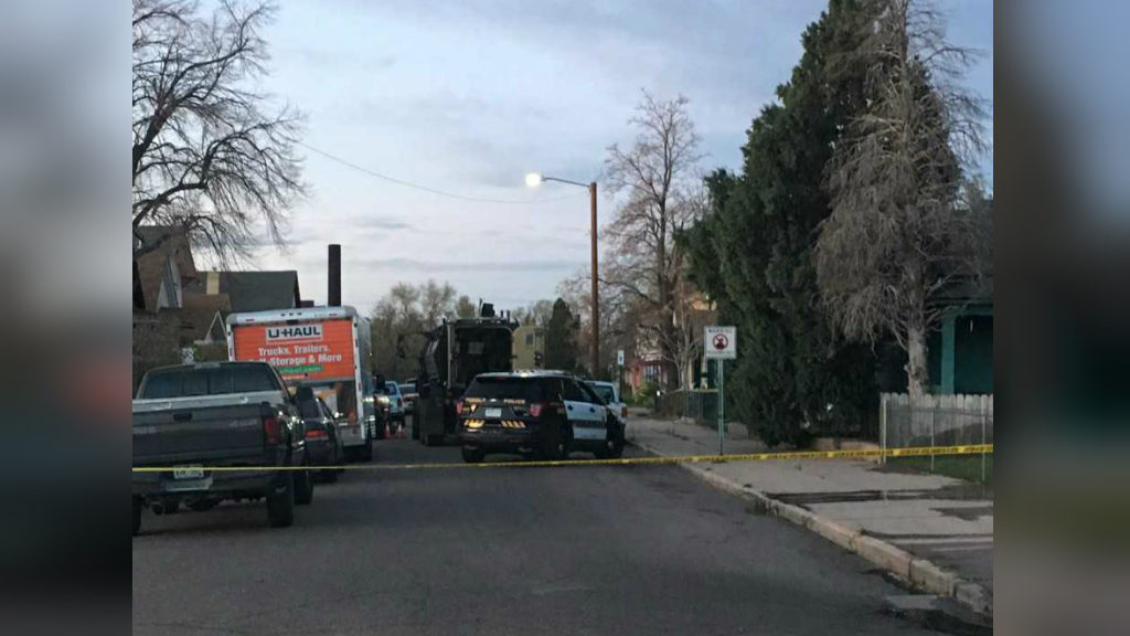 Pueblo Officer-involved shooting