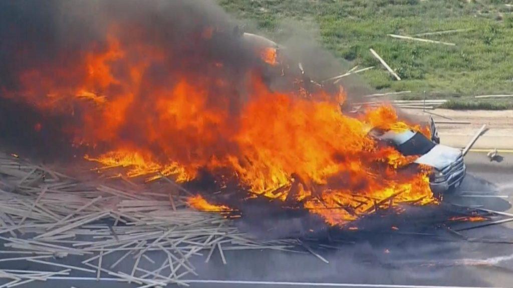 I-70 Fiery Crash