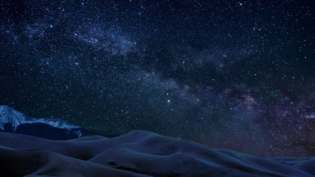 Great-Sand-Dunes-at-Night