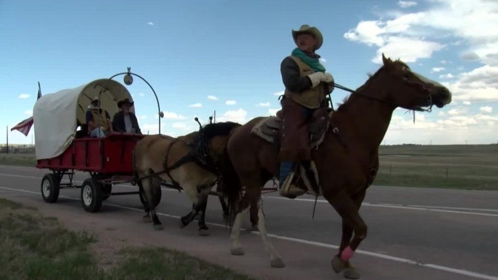 Wagon Trip across Colorado