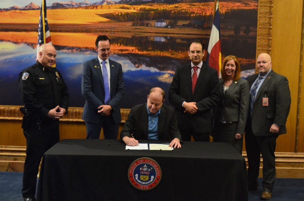 SB19-166 signed