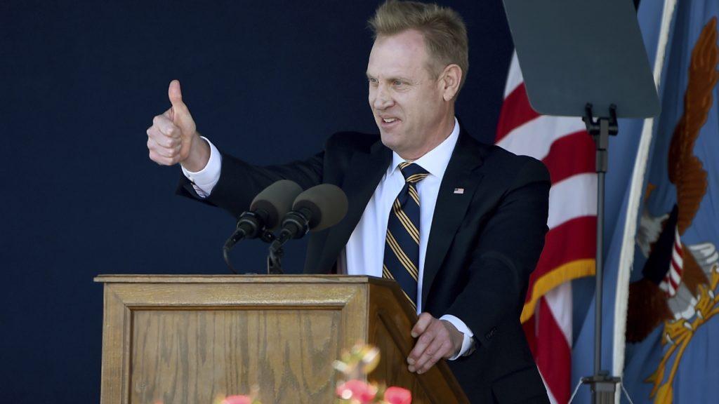 Acting Secretary of Defense Patrick Shanahan