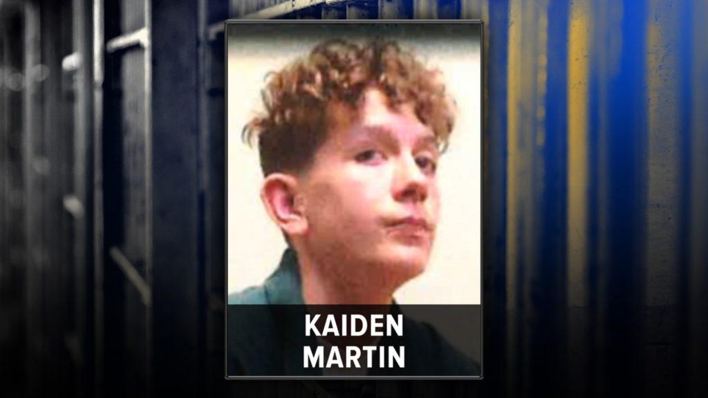 Kaiden Martin