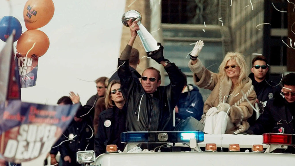 Super Bowl XXXIII parade
