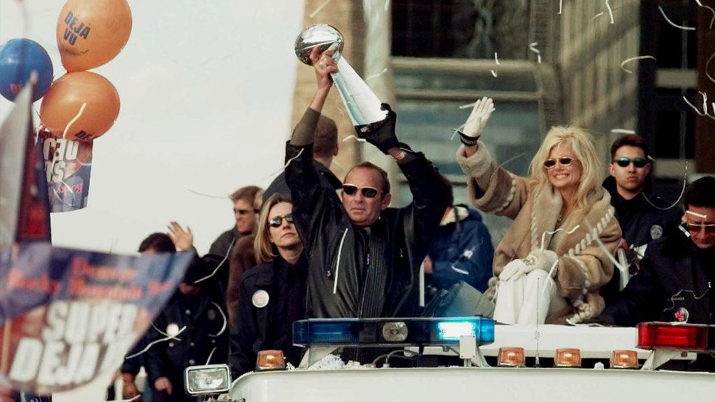 Super Bowl XXXIII parade