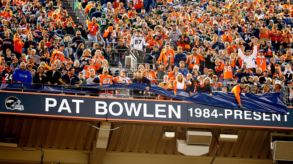Pat Bowlen Ring of Honor