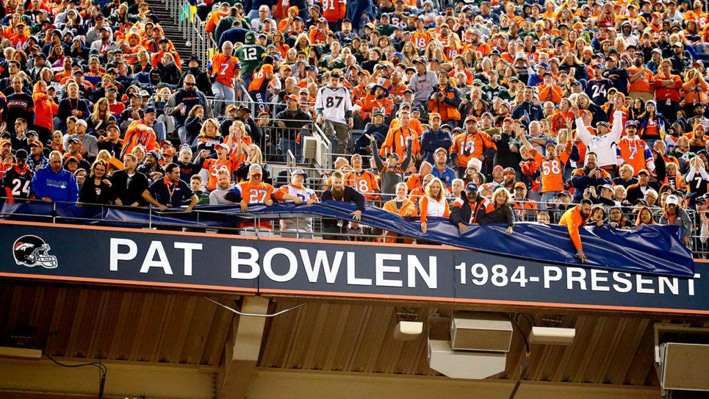 Pat Bowlen Ring of Honor