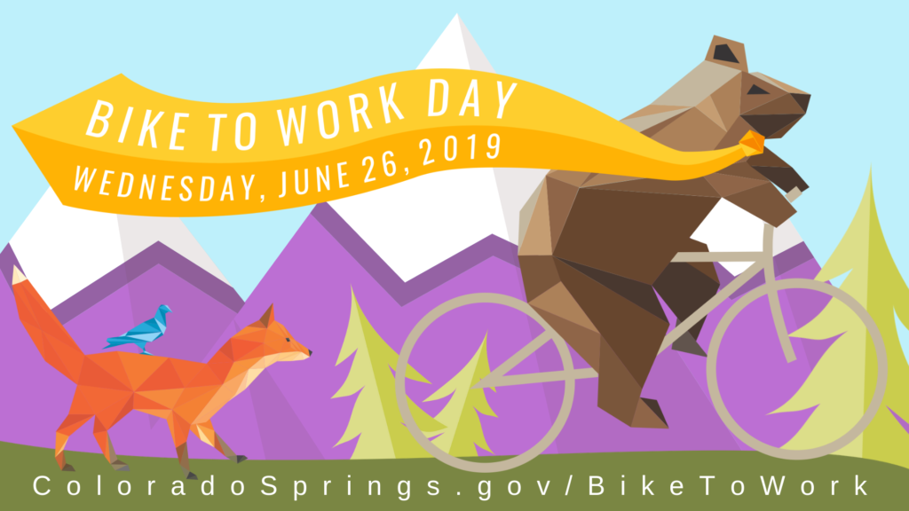 Bike to Work COS 2019